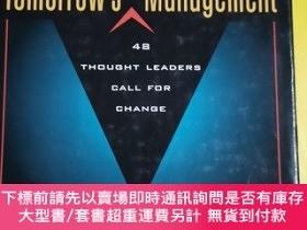 二手書博民逛書店Tomorrow s罕見HR Management: 48 Thought Leaders Call for Ch