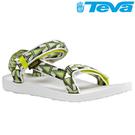 TEVA 《女款》30年經典復刻版水陸運動涼鞋Original Universal - 格菱黃