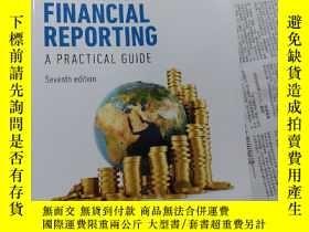 二手書博民逛書店International罕見financial reporting, a practical guide 7th