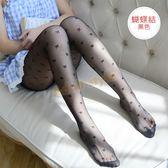 玩愛繽紛連褲絲襪(蝴蝶結)黑色-金豬節88折