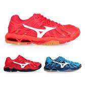 MIZUNO WAVE TORNADO X2 男女排球鞋(免運 美津濃≡排汗專家≡
