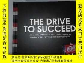 二手書博民逛書店THE罕見DRIVE TO SUCCEEDY198833 THE DRIVE TO SUCCEED THE D