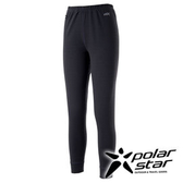 PolarStar 女 排汗保暖長褲『黑』P15402