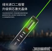 簡報器 綠光翻頁筆鐳射液晶屏會議大屏指示會議平板演示器ppt遙控教鞭 科技藝術館
