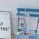 包包女包時尚大容量夏天透明果凍包包少女手提托特包品牌【櫻桃菜菜子】