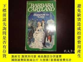 二手書博民逛書店Signpost罕見tolove,Barbara cartl a
