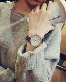 手錶女學生正韓簡約潮流ulzzang森繫文藝復古小清新百搭女錶 跨年鉅惠85折