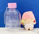 【震撼精品百貨】Little Twin Stars KiKi&LaLa_雙子星小天使~三麗鷗雙子星瓶裝玩偶附練#70757