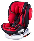 【預購10月中到貨】Osann Swift360 isofix 0-12歲360度旋轉汽座 -魔力紅【送 OS腳靠座椅保護墊】
