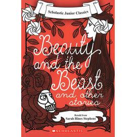 【麥克書店】BEAUTY AND THE BEAST AND OTHER STORIES(美女與野獸) 書+CD