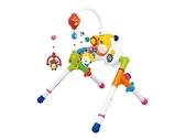Toyroyal 樂雅玩具 床邊音樂鈴系列 五用旋轉音樂鈴