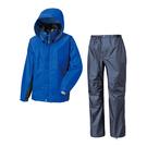 [Puro Monte] (男) GT-3L 登山防水透氣衣+褲 海軍藍/炭灰 (SR133M-BL)