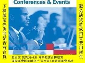 二手書博民逛書店Essential罕見Tips For Organizing Conferences & Events-組織會議和