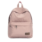 【南紡購物中心】J II 後背包-經典水洗防潑水後背包-藕粉色-6388-17(小款)