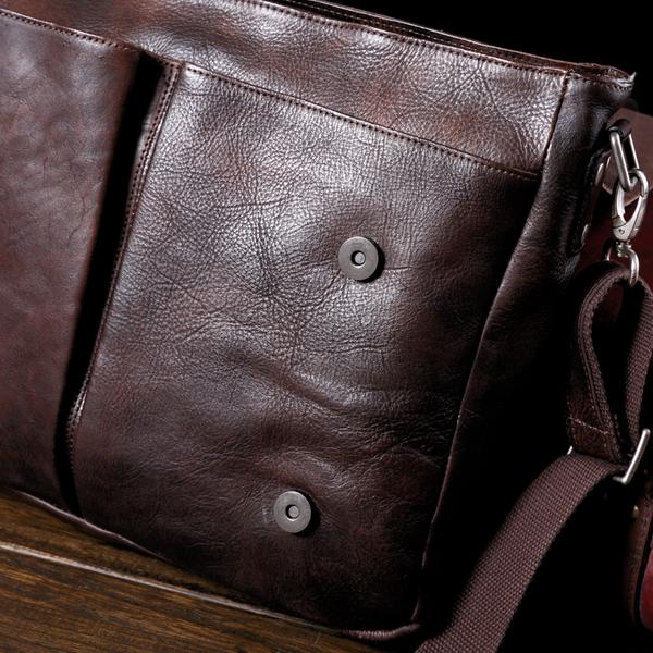 【Solomon 原創設計皮件】百變金剛 經典公事包 電腦包 側背/手提包