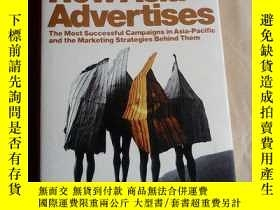 二手書博民逛書店How罕見Asia Advertises: The Most S