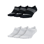 NIKE 三包女子輕質訓練襪(短襪 襪子 三雙入 免運 ≡排汗專家≡