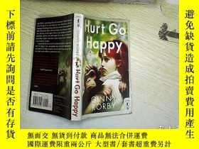 二手書博民逛書店HURT罕見GO HAPPYY203004