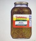[COSCO代購] W631 Farman's 酸甜黃瓜碎末 1.89公升 兩入
