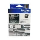 Brother LC569 LC569XL BK 原廠高容量黑色墨水匣 適用於J3520/J3720 IAMB37