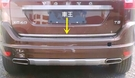 【車王汽車精品百貨】Volvo 2009-2017 XC60 尾門飾條 後飾條 尾飾條 尾門下飾條