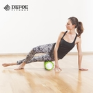 瑜伽柱狼牙棒泡沫軸滾筒輪按摩棍肌肉放鬆泡沫腿滾軸健身瑯琊棒  WD 可然精品