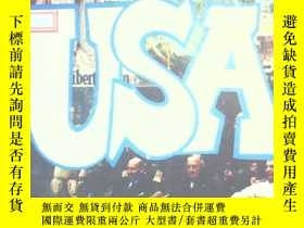 二手書博民逛書店USA罕見History with Documents volu