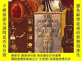 二手書博民逛書店The罕見Myth of the Goddess: Evolut