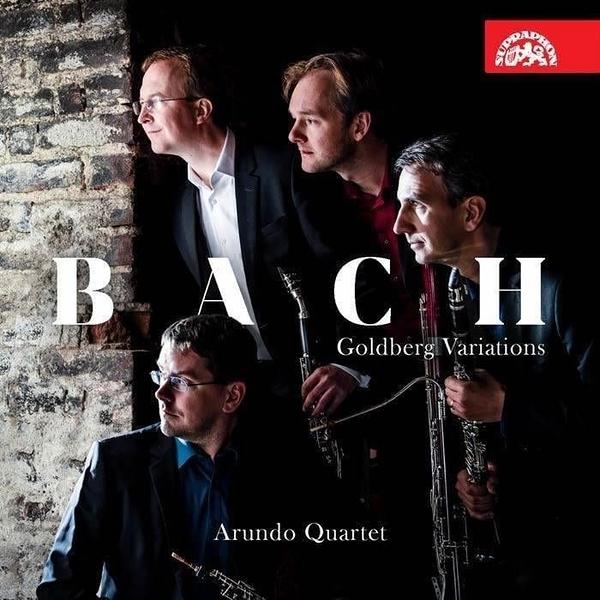 【停看聽音響唱片】【CD】巴哈:郭德堡變奏曲(木管器樂版) 阿隆多四重奏
