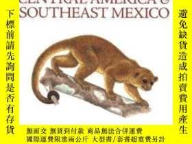 二手書博民逛書店A罕見Field Guide To The Mammals Of Central America And Sout