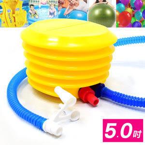 雙向打氣筒抽充兩用5吋腳踩打氣筒.打氣桶充氣筒充氣桶.手動幫浦打氣機PUMP.推薦哪裡買