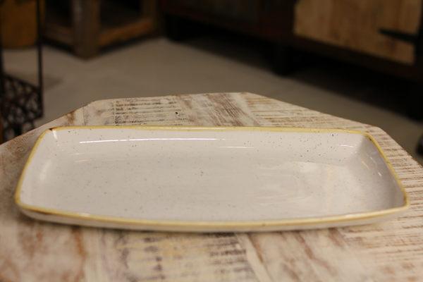 英國churchill邱吉爾系列  陶瓷長方形盤(大)