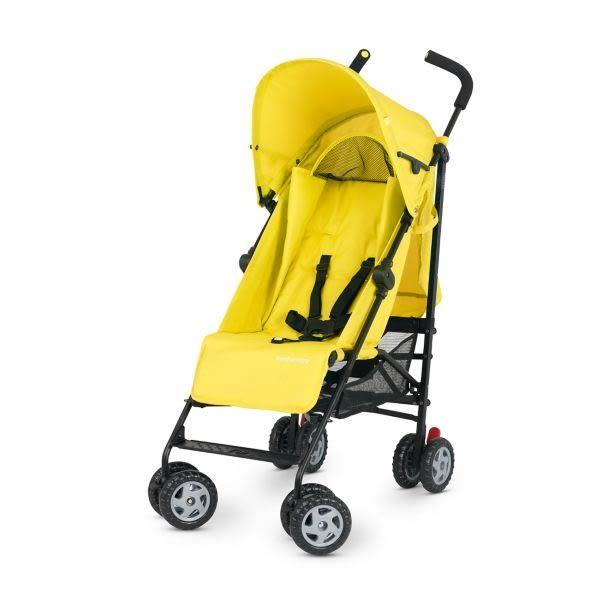 mothercare NANU推車-薄荷綠、鮮豔黃、紅條紋、海軍藍條紋、灰條紋、彩色怪獸