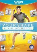 WiiU Your Shape: Fitness Evolved 2013 型可塑 2013(美版代購)