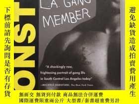 二手書博民逛書店Monster:The罕見Autobiography of an L. A. Gang Member (英文原版書