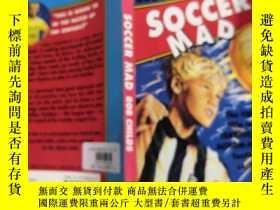 二手書博民逛書店Soccer罕見Mad: 足球迷Y200392