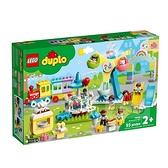 10956【LEGO 樂高積木】Duplo 得寶幼兒系列 - 遊樂園