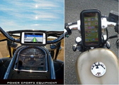 ktm sym 125 efi r 150 efi r2 efi FIGHTER摩托車導航座機車導航架摩托車改裝手機車架