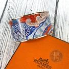 BRAND楓月 HERMES 愛馬仕 圖騰手環 配件 配飾 飾品 流行小物 變形蟲