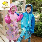 虧本促銷-兒童雨衣女童雨衣男童雨披小童小孩卡通雨衣寶寶雨衣