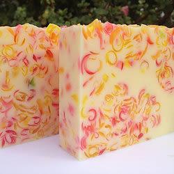 無毒天然澳洲艾琳娜 SOAP BY ELENA 養膚手工皂-幸福桃花