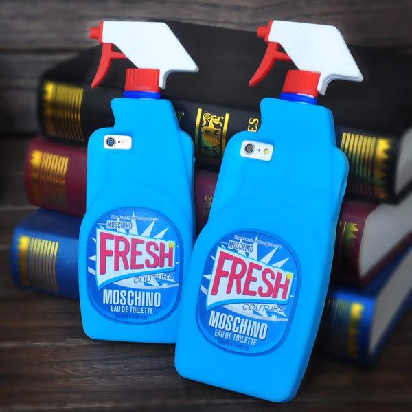 【SZ24】 清潔瓶 造型手機殼 iphone 6 plus手機殼 iphone 6s iphone 6 手機殼 iphone5 SE立體 保護套 手機套
