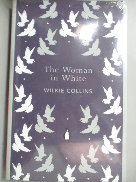 【書寶二手書T3/原文小說_GOV】The Woman in White_Wilkie Collins
