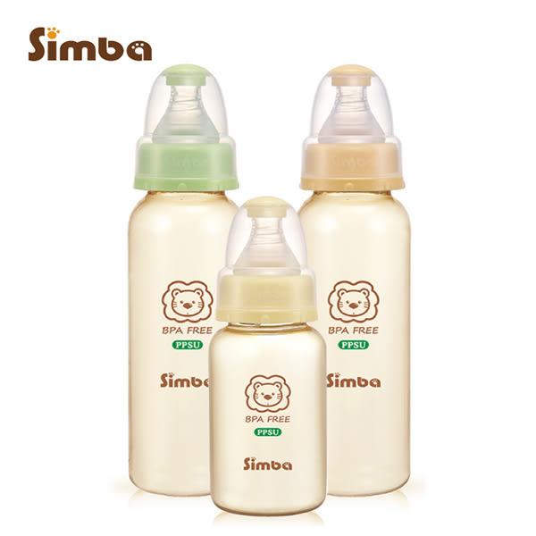 Simba小獅王辛巴 - PPSU標準奶瓶經濟組 (2大1小)