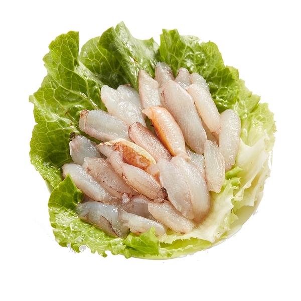 【華得水產】船凍蟹管肉(100g土10%/包)