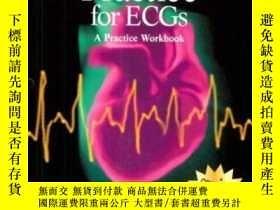 二手書博民逛書店Pure罕見Practice for Ecgs Workbook-心電圖練習冊Y361738 Louise S