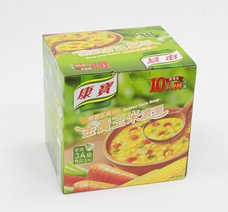 玉米濃湯  康寶金黃玉米濃湯系列