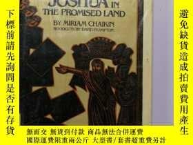 二手書博民逛書店Joshua罕見in the Promised LandY194