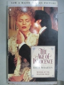 【書寶二手書T8/原文小說_MSD】The Age of Innocence_Edith Wharton