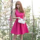 喬依 洋裝 蕾絲 V領 A字裙 套裝裙裝...